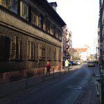 frankfurt old houses