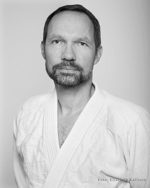 Tor Anton Gaarder - my favourite teacher at Sentrum AIkido Oslo